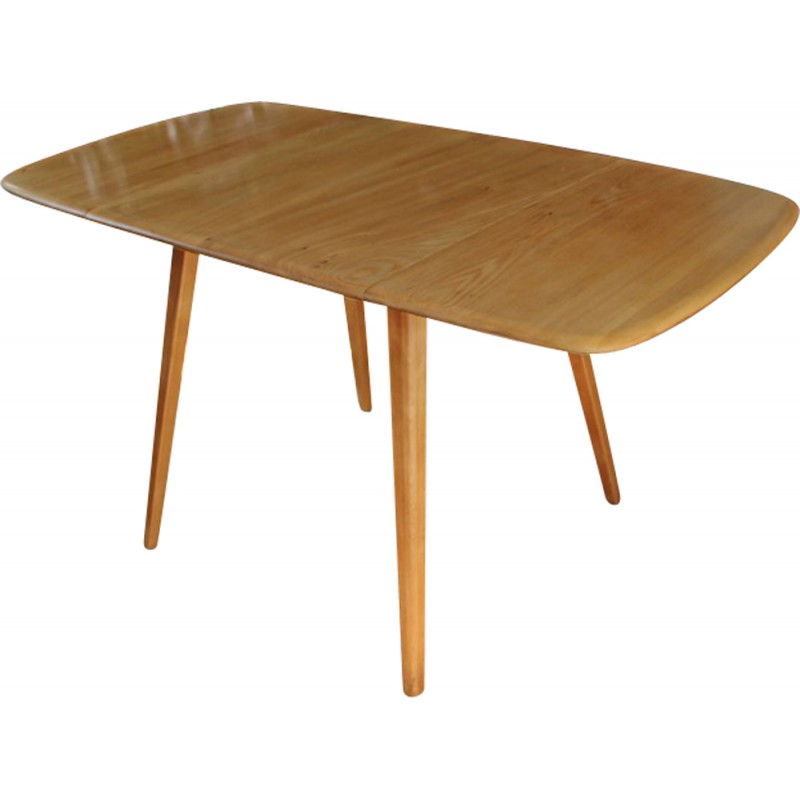 Mid Century Ercol Dining Table   1950s