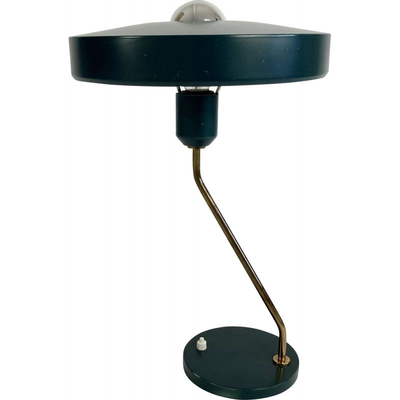 Vintage Romeo table lamp by Louis Kalff for Philips 1960s