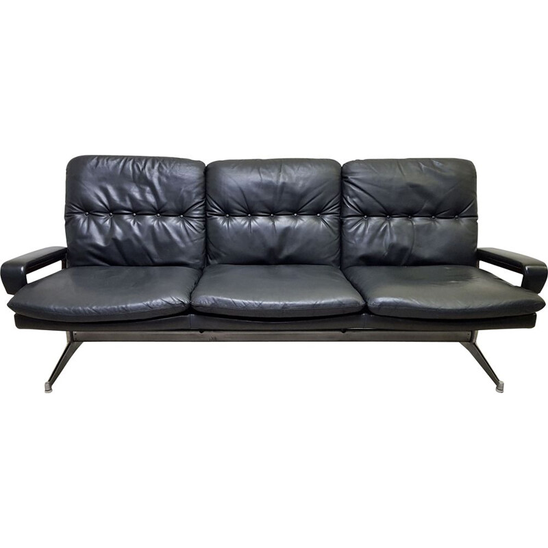 Vintage Strässle international KING sofa 3p by André Vandenbeuck