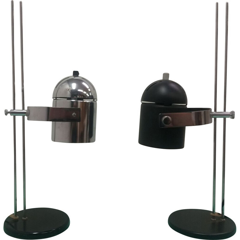 Mid-century adjustable table lamp by Stanislav Indra 1970