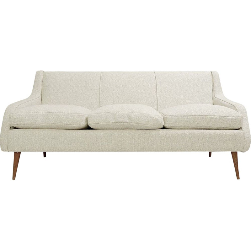 Vintage sofa 802 by Carlo De Carli for Cassina, 1950