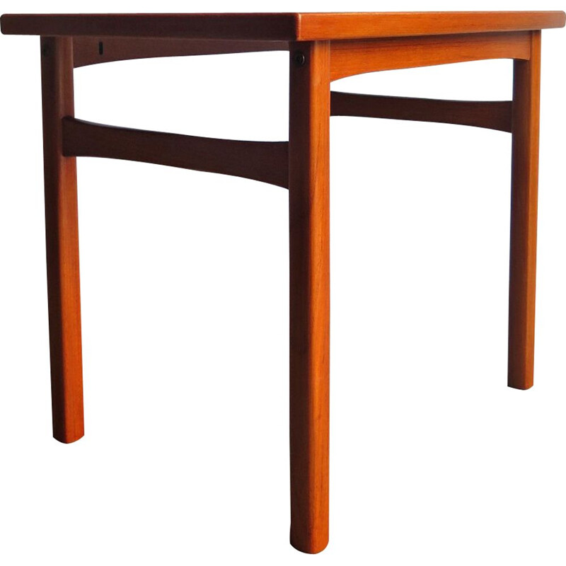Vintage teak coffee table Danish 1960