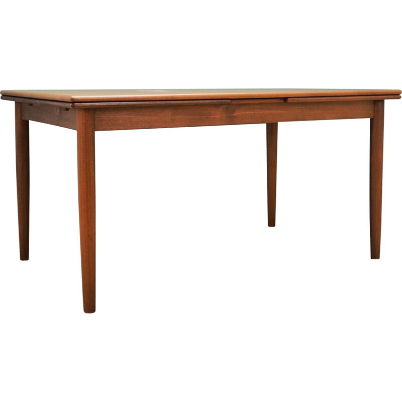 Vintage teak table, Danish 1960
