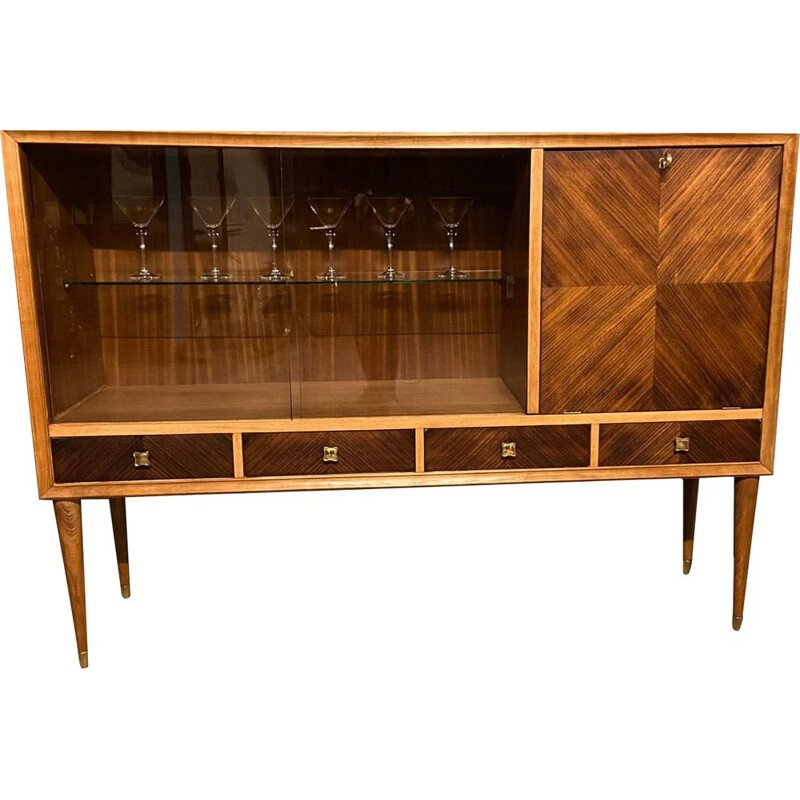 Vintage Sideboard, buffet, Italy 1950s