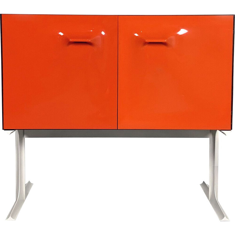 Vintage DF 2000 Cabinet by Raymond Loewy for Doubinsky Frères, 1960s