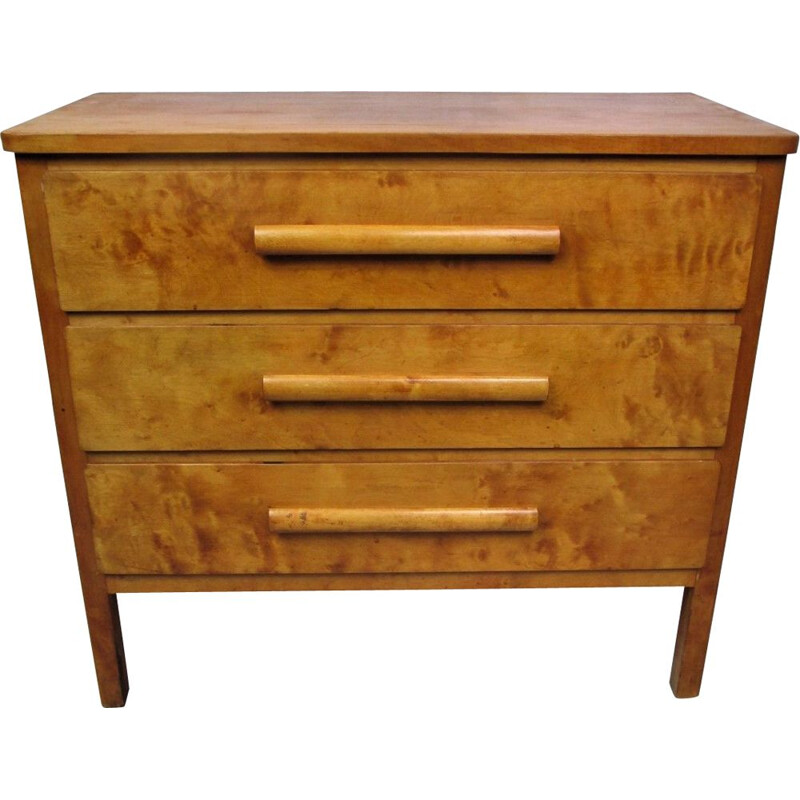 Vintage chest of drawers 1950