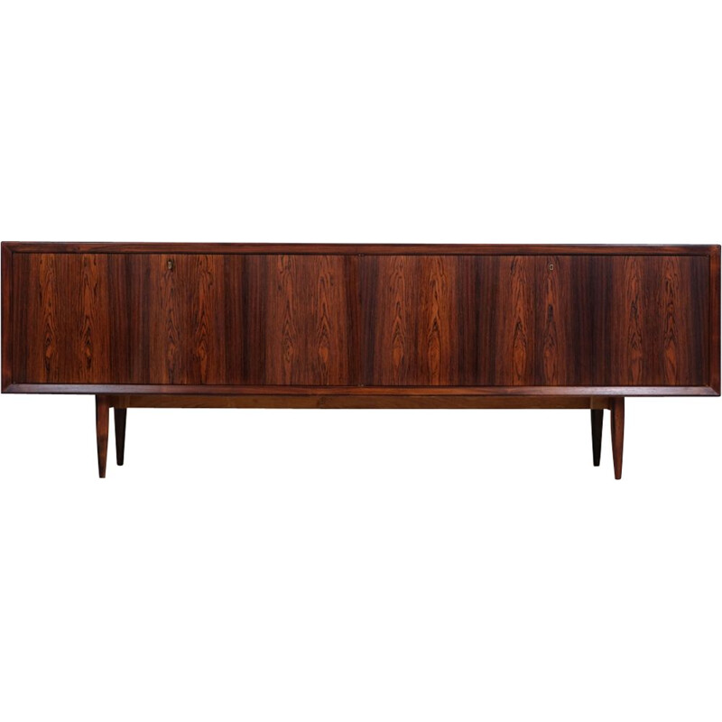 Vintage Rosewood sideboard by Roche Bobois 1960