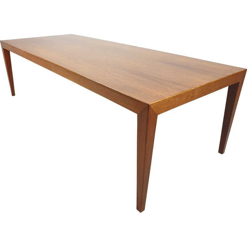 Vintage Teak side Coffee or Side table by Severin Hansen for Bovenkamp, 1960s