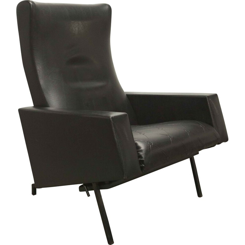 Vintage armchair by Pierre Guariche Trelax for Meurop 1960