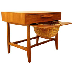 Danish sewing table - 1960s