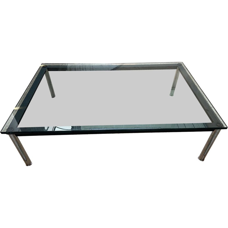 Vintage Coffee Table Charlotte Perriand LC10-P 2000