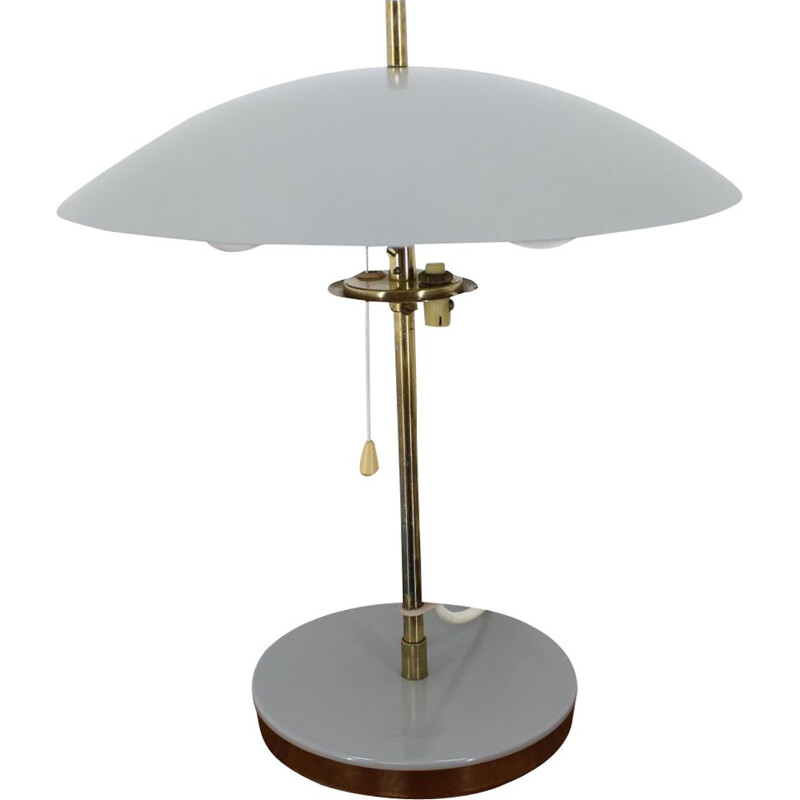 Mid-century Table Lamp 1970s