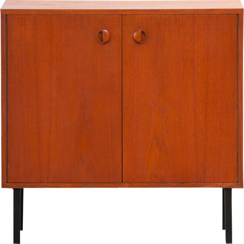Vintage chest of drawers 1960 Scandinavian occasional furniture