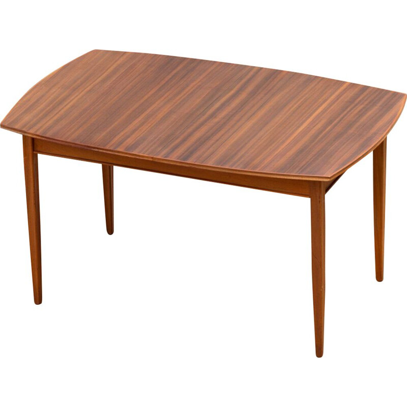 Vintage scandinavian table 1960