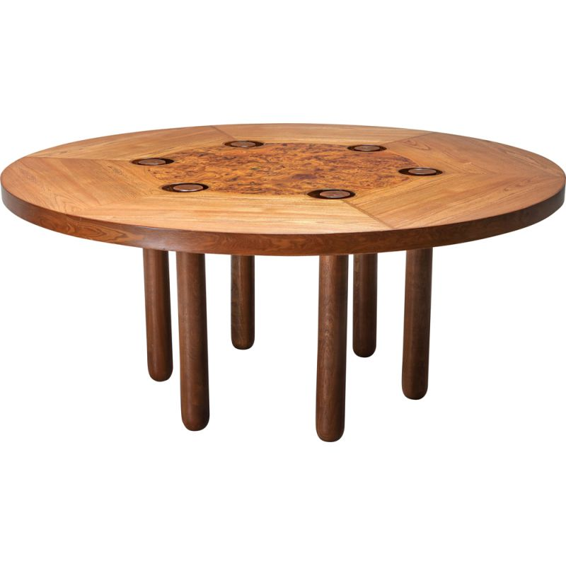 Vintage Dining Table Marzio Cecchi One of a Kind 1990s