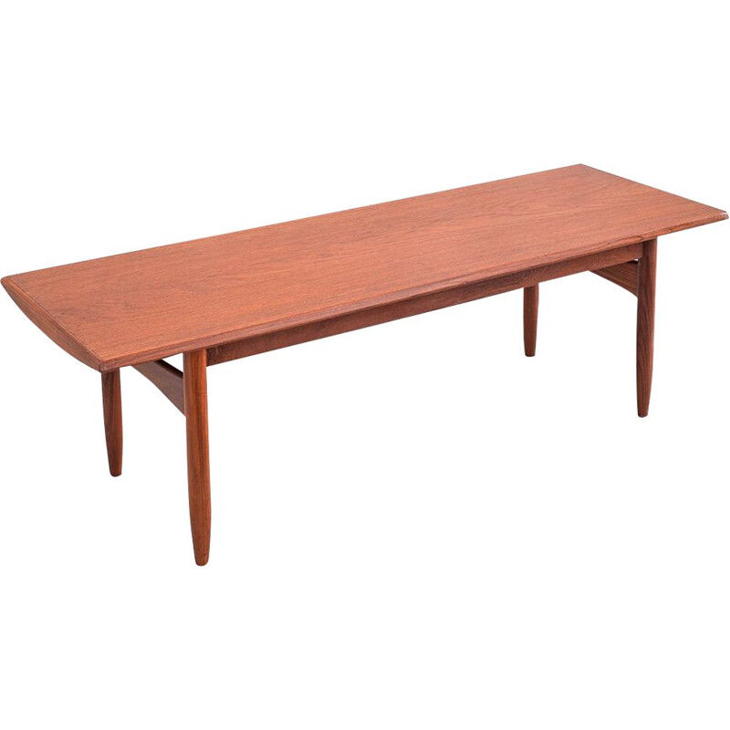 Mid century coffee table Scandinavian 1960s