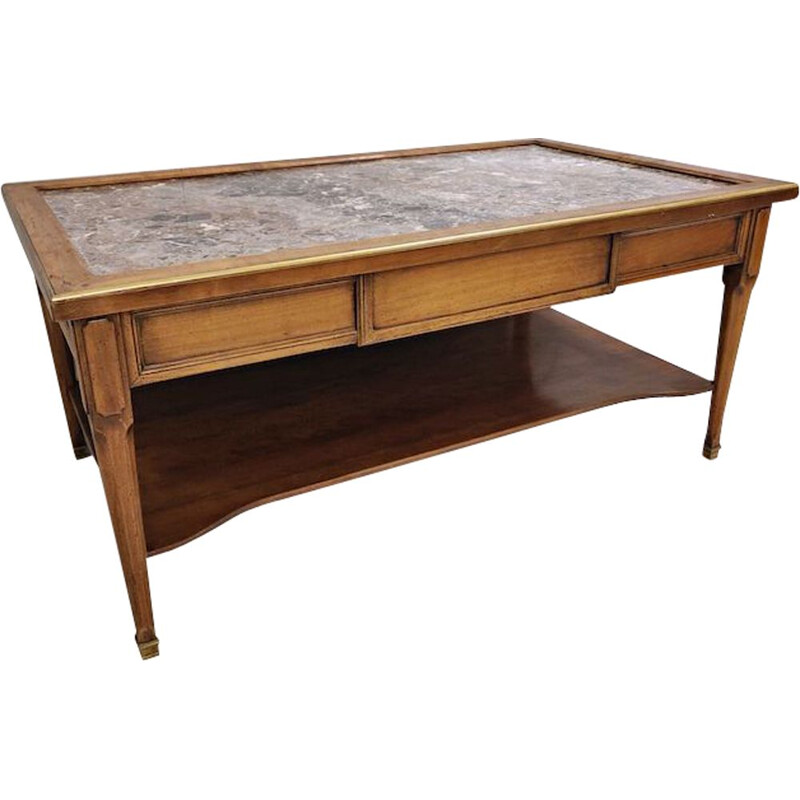 Vintage coffee table Louis XVI 1940