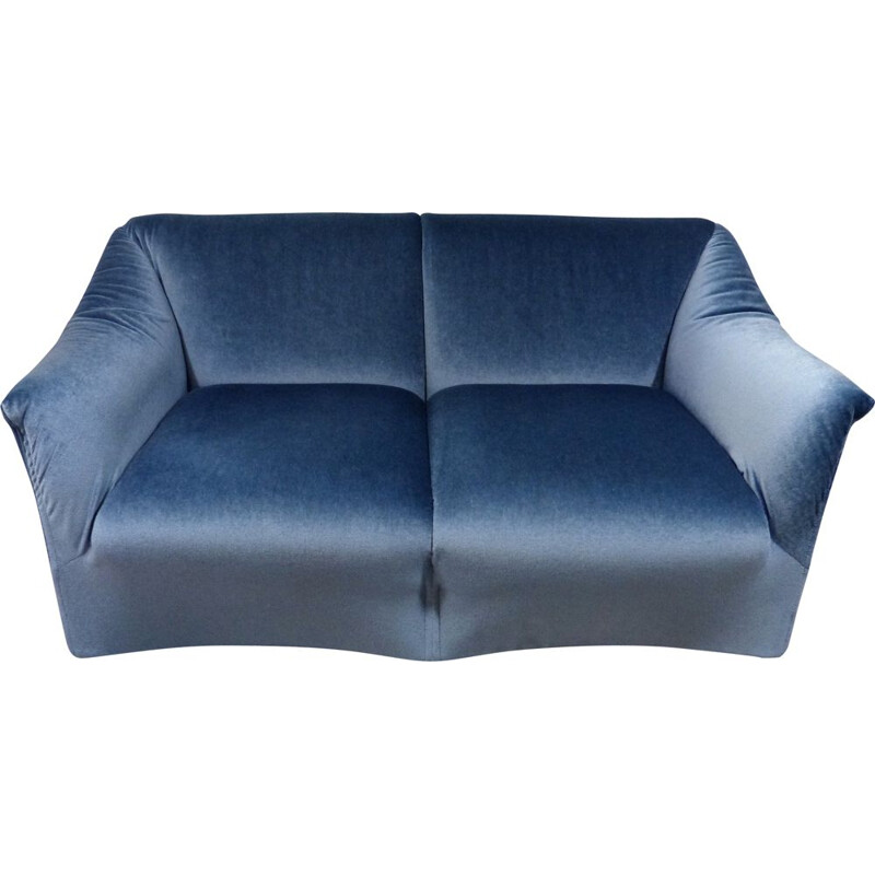 Vintage sofa Grande Tentazione by Mario Bellini for Cassina Italian 1970