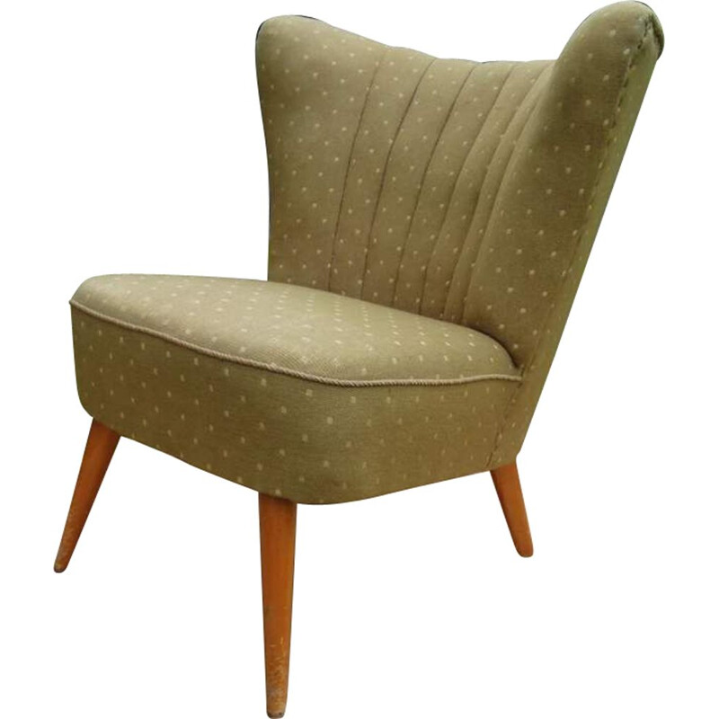 Vintage club armchair 1960s
