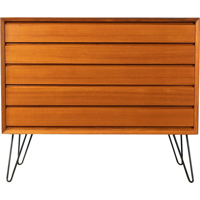 Vintage Chest of Drawers, Christian Linneberg 1960s