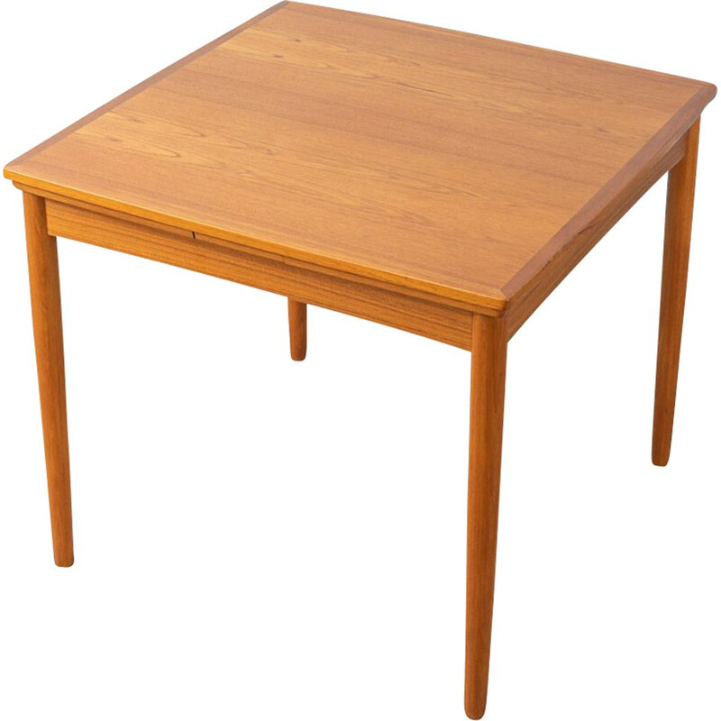 Vintage teak dining table 1960