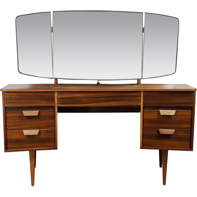 Vintage Uniflex Range A Dressing Table, 1970s