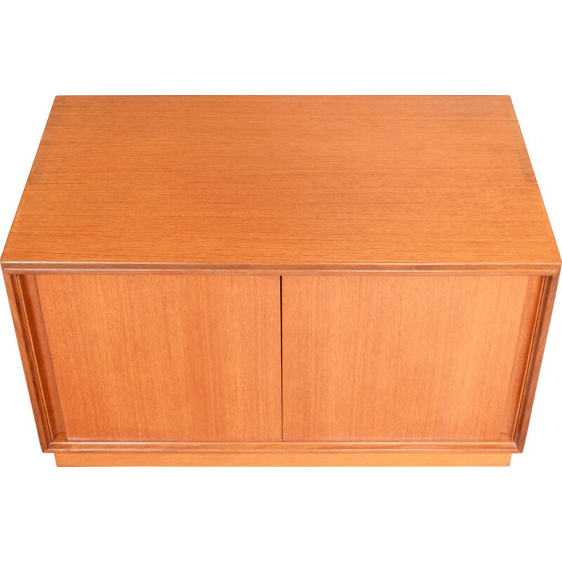 Vintage Sideboard Teak G Plan Five Form TV Cabinet Hair Pin Legs1960s