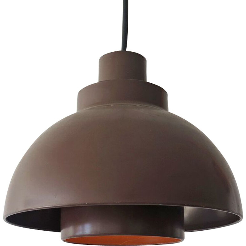Vintage pendant lamp by Nordisk danish 1970