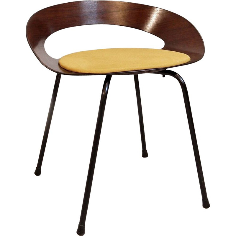Vintage PA1 Chair By Luciano Nustrini 1957
