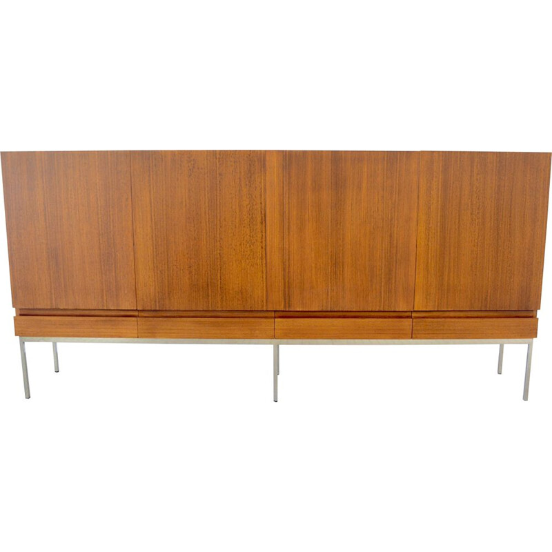Midcentury Behr B60 highboard by Dieter Waeckerlin 1960s