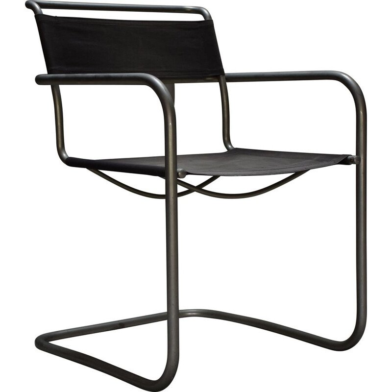 Vintage armchair B34 by Marcel Breuer for Thonet 1950