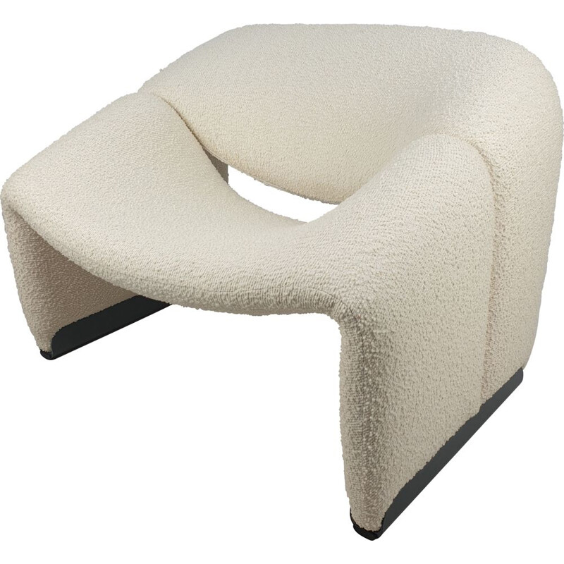 Vintage F598 Groovy Chair by Pierre Paulin for Artifort, 1980s