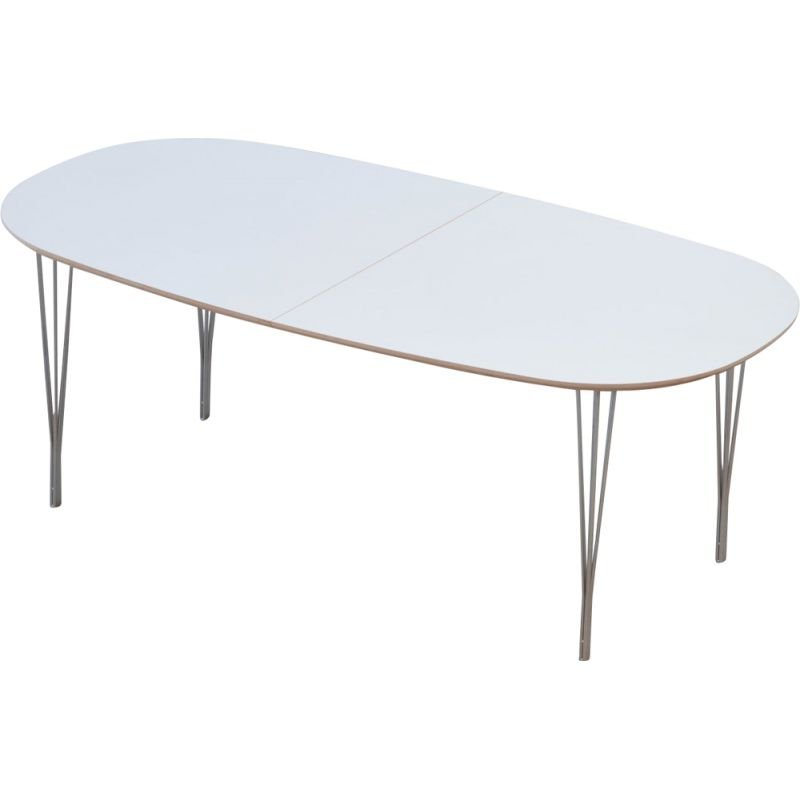 Vintage table by Haslev Danish 1990