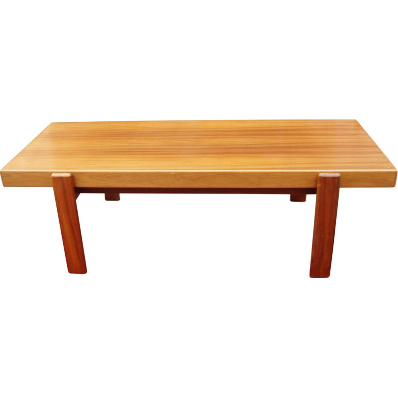 Large vintage coffee table Scandinavian
