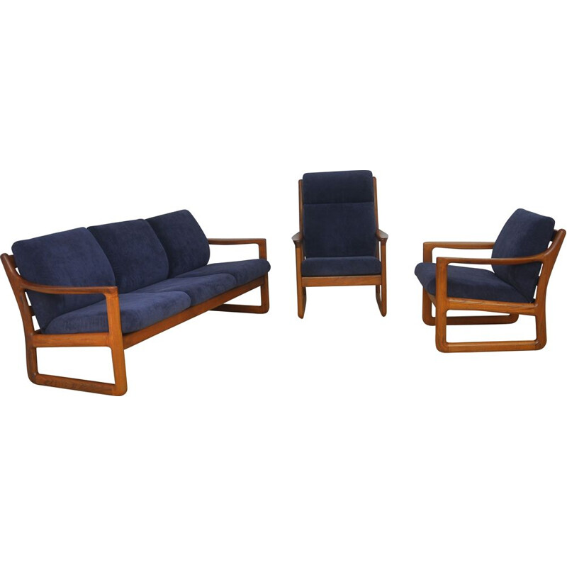 Vintage living room set from Silkeborg Danish 1960s