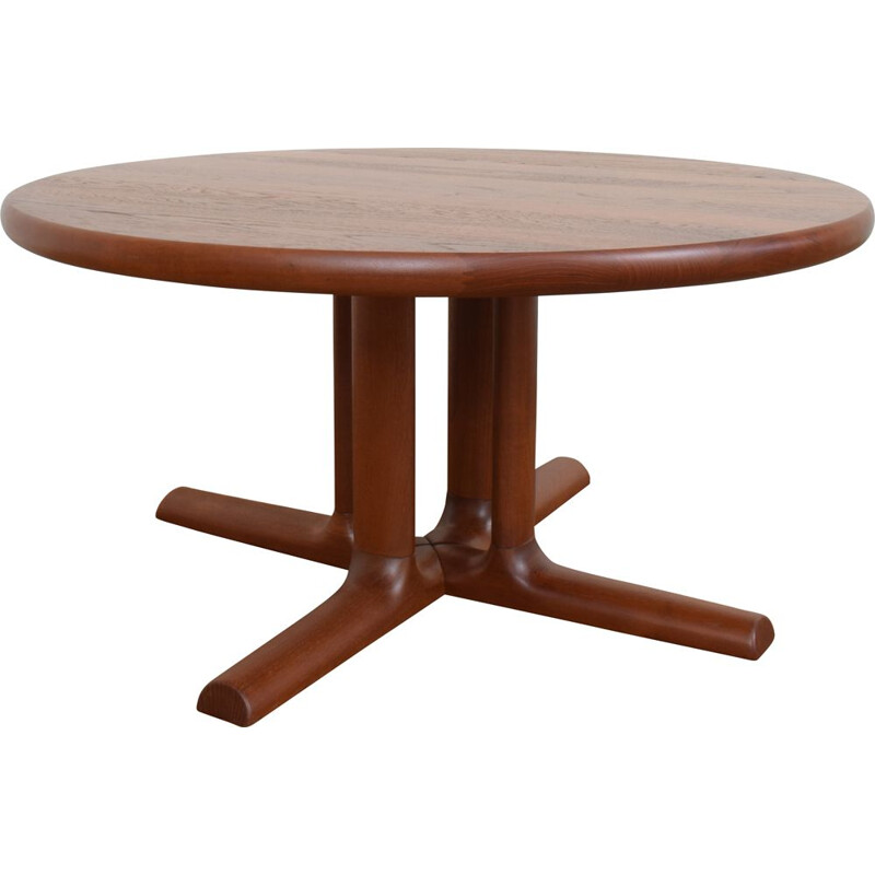 Mid-Century Teak Coffee Table from Dyrlund Danish 1970s
