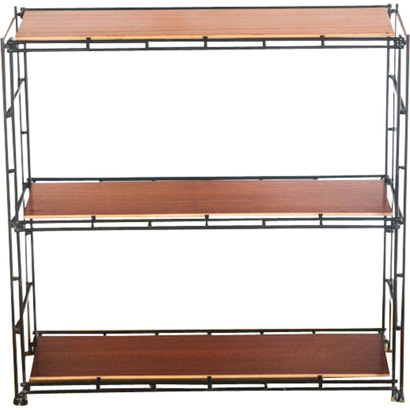 Vintage modular shelves by Multiplex Spain, 1970