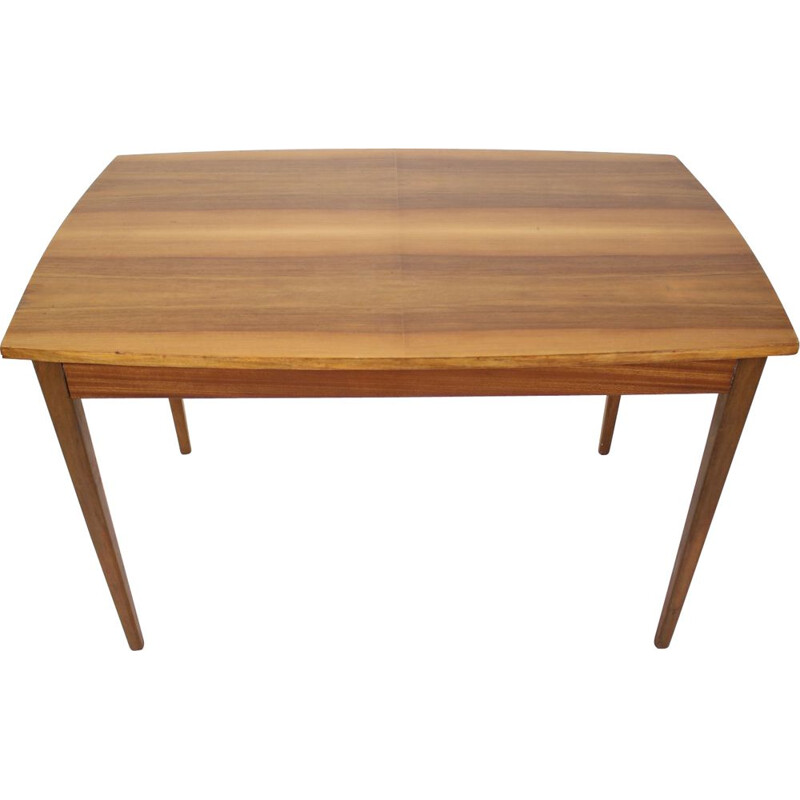 MidCentury dining Table by Dřevotvar 1970s