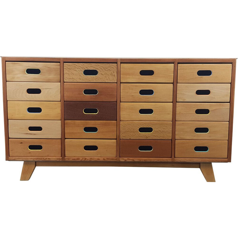 Vintage Chest of Drawers, Esavian ESA 1970s