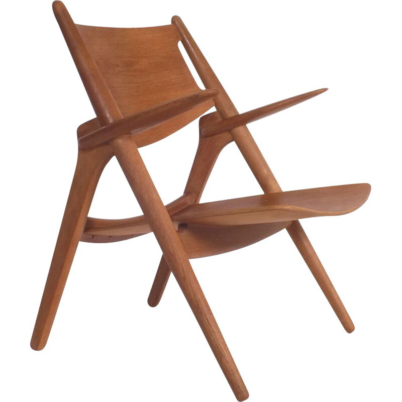 Vintage CH28 by Hans J. Wegner for Carl Hansen 1951