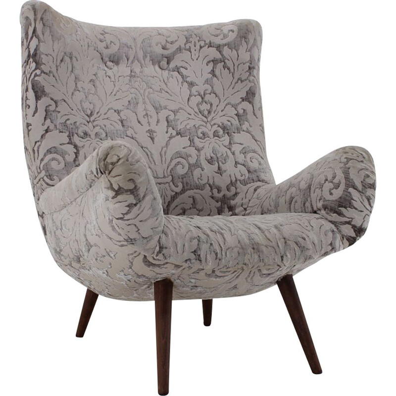 Vintage armchair by Paolo Buffa 1960