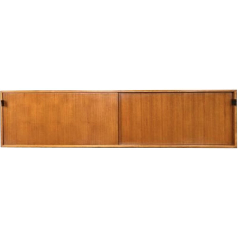 Vintage wall sideboard Nr. 123 by Florence Knoll 1947