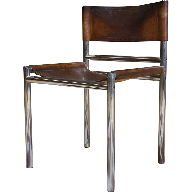 Vintage Modernist Dining Chair 1960s