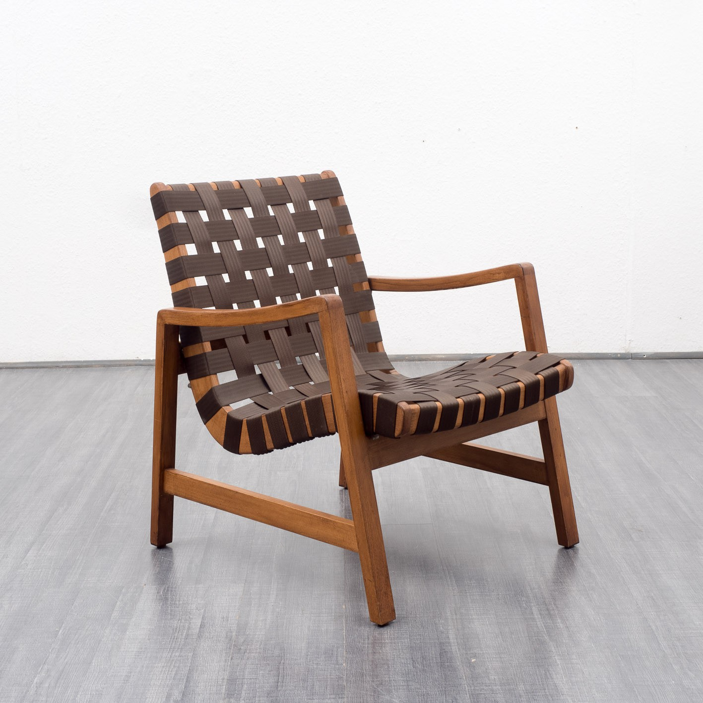 vostra lounge chair 654 armchair jens risom 1950s design market