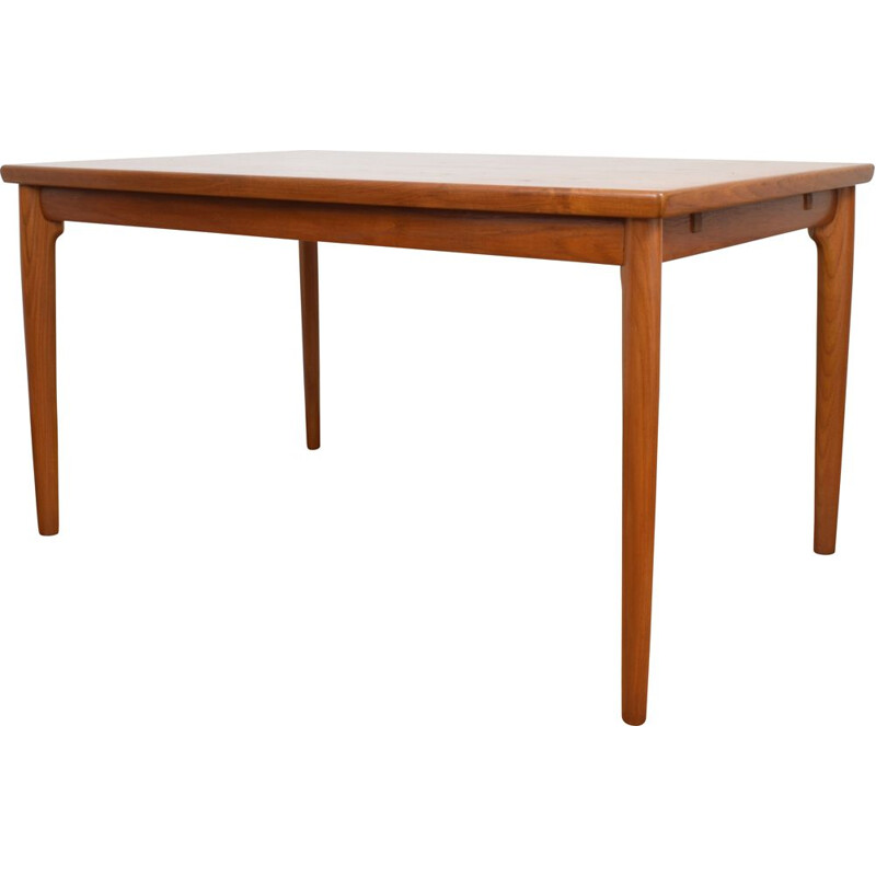 Mid-Century Teak Dining Table by Grete Jalk, 1960s