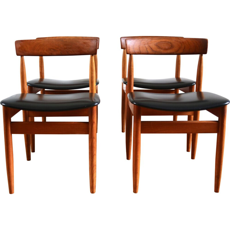 Set Of 4 Vintage Chairs Cesca B32 By Marcel Breuer Italy 1970 Design Market