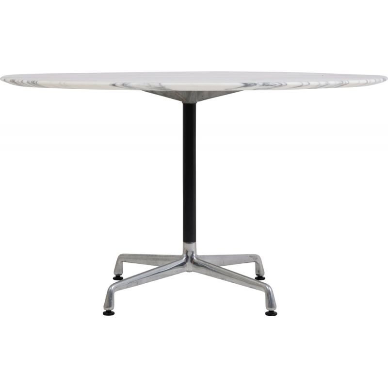 Vintage marble table, Eames 1970
