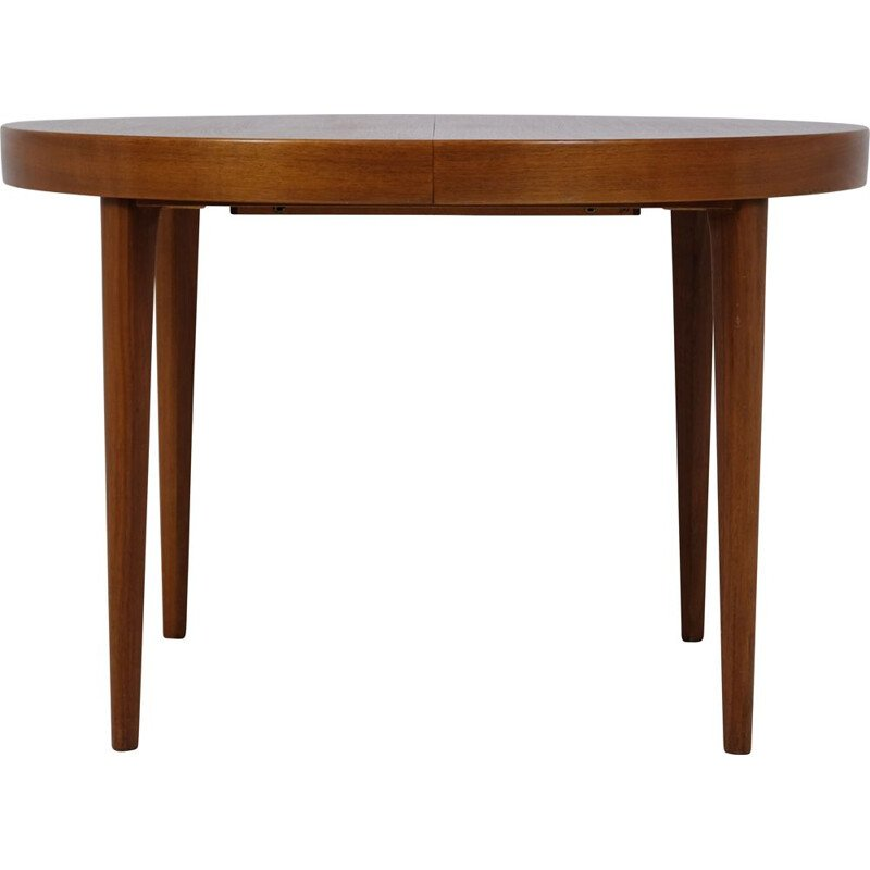 Vintage teak table by Niels Koefoed 1960