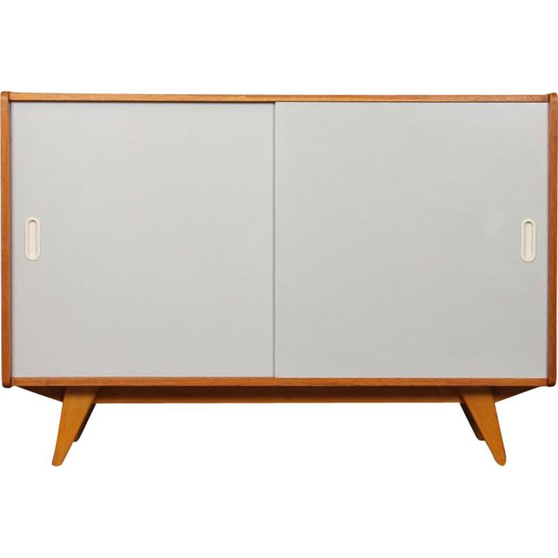 Vintage highboard model U-452 by Jiri Jiroutek, 1960