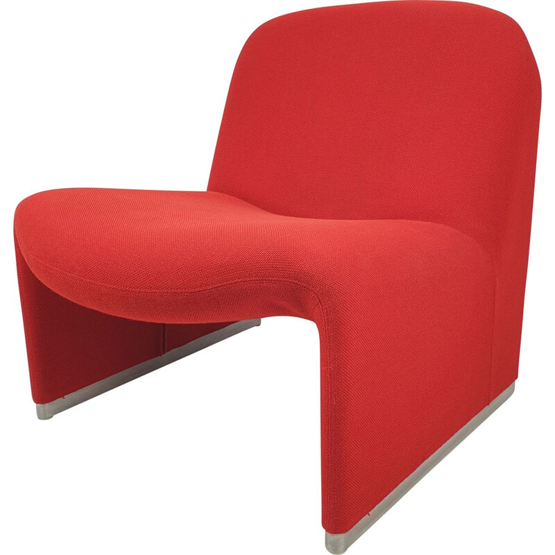 Vintage Alky armchair by Giancarlo Piretti for Artifort, 1970